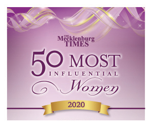 The Mecklenburg Times 50 Most Influential Women of 2020!